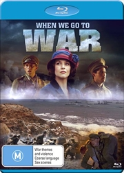 When We Go To War | Blu-ray