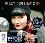 Death Before Wicket | Audio Book