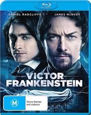Victor Frankenstein | Blu-ray
