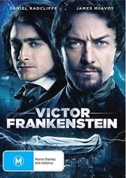 Victor Frankenstein | DVD