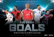 500 Great Goals | Collector's Gift Set