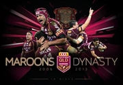State Of Origin - Maroons Dynasty 2006-13