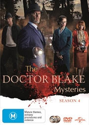 Doctor Blake Mysteries - Season 4, The | DVD