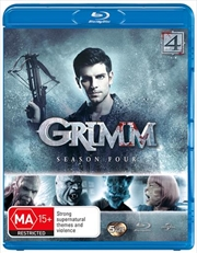 Grimm - Season 4 | Blu-ray