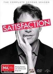 Satisfaction - Season 2 | DVD