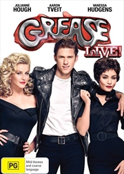 Grease Live! | DVD