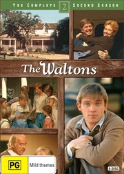 Waltons - Season 2, The