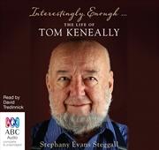 Interestingly Enough ...   Audio Book