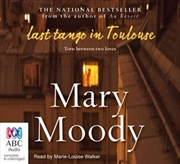 Last Tango In Toulouse   Audio Book
