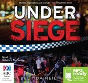 Under Siege   Audio Book
