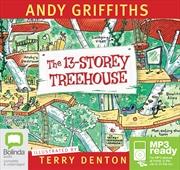 13 Storey Treehouse | Audio Book