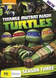 Teenage Mutant Ninja Turtles - Season 3 | Boxset