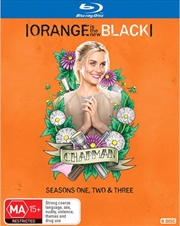 Orange Is The New Black - Season 1-3 | Boxset