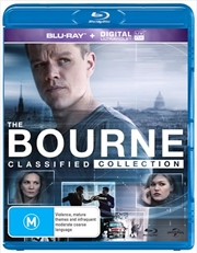 Bourne Classified Collection, The