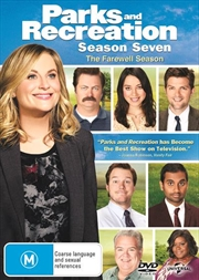 Parks And Recreation - Season 7 | DVD