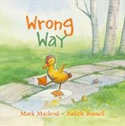 Wrong Way | Paperback Book