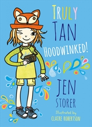 Truly Tan Hoodwinked | Paperback Book