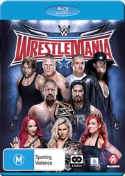 WWE - Wrestle Mania XXXII