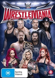 WWE - Wrestle Mania 32