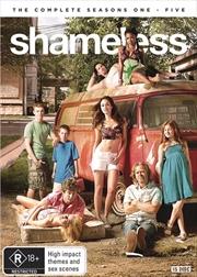 Shameless - Series 1-5 | Boxset