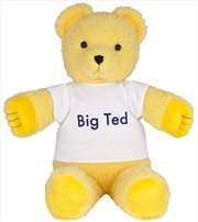 Play School - Big Ted Plush | Merchandise