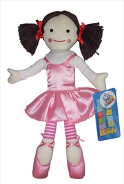 Play School - Jemima Ballerina Plush