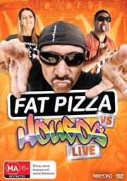 Fat Pizza Vs Housos Live