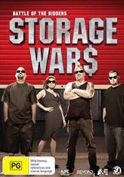 Storage Wars - Battle Of The Bidders | DVD