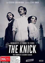 Knick - Season 2, The