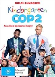 Kindergarten Cop 2 | DVD