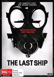 Last Ship - Season 1-2 | Boxset, The