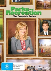 Parks And Recreation - Season 1-7 | Boxset
