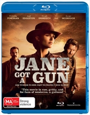 Jane Got A Gun | Blu-ray