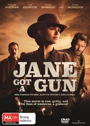Jane Got A Gun | DVD