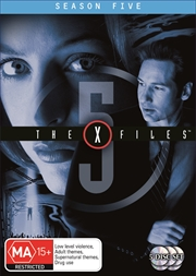 X-Files - Season 5, The | DVD