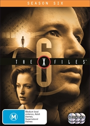 X-Files - Season 6, The | DVD