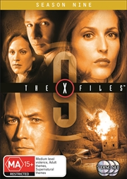 X-Files - Season 9, The | DVD