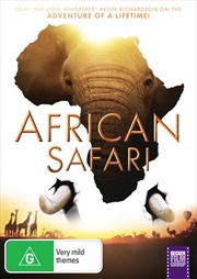 African Safari | DVD