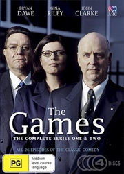 Games, The | Series Collection