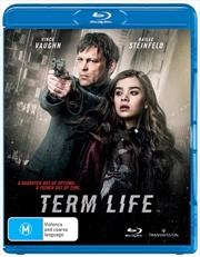 Term Life | Blu-ray