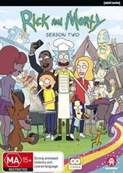 Rick And Morty - Season 2 | DVD