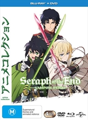 Seraph Of The End: Vampire Reign - Part 1 | Blu-ray/DVD