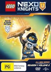 Lego Nexo Knights - Season 1 - Vol 2