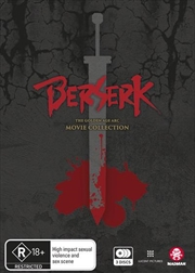 Berserk - The Golden Age Arc Collection