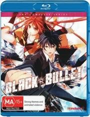 Black Bullet | Blu-ray