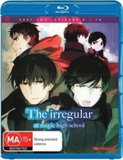 Irregular At Magic High School Part 2 | Blu-ray