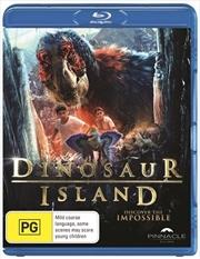 Dinosaur Island: Pg 2014 | Blu-ray