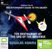 Restaurant at the End of the Universe, The | Audio Book