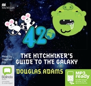 Hitchhikers Guide to the Galaxy, The | Audio Book