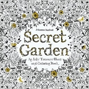 Secret Garden | Colouring Book
